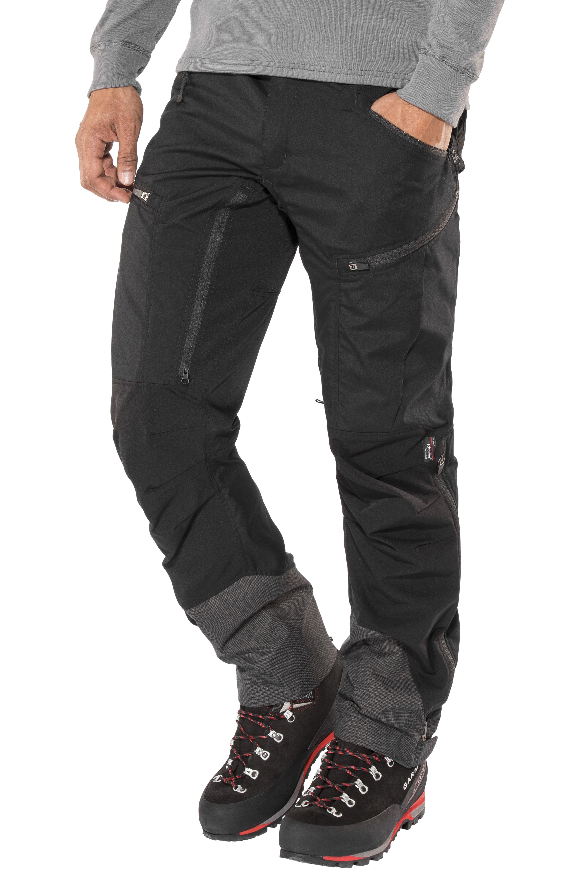 4ed3aa40 Lundhags Makke Pants Herren black | campz.at